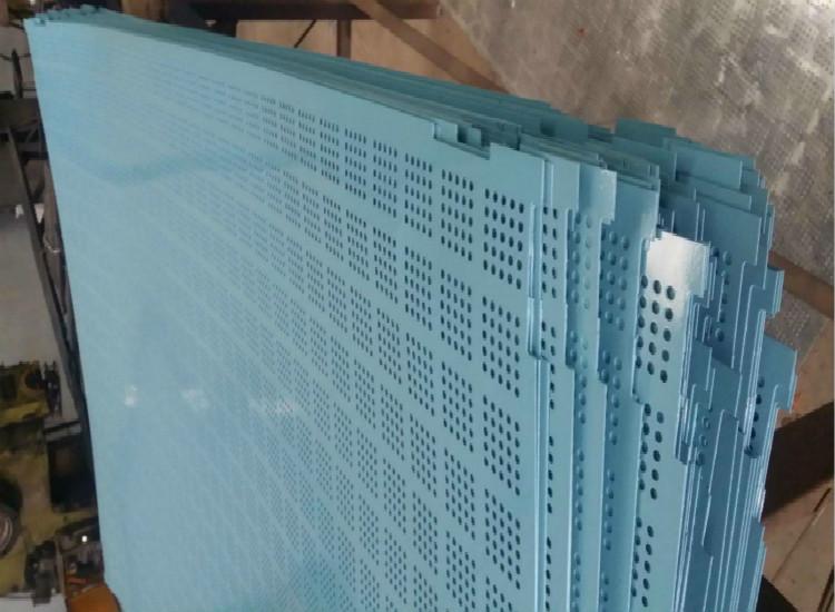 安全外围爬架网 建筑绿色环保冲孔板网架-100套起批