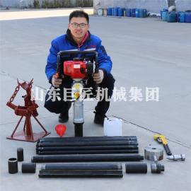 巨匠集团QTZ-3汽油动力土壤取样器 便携式原状土取样钻机