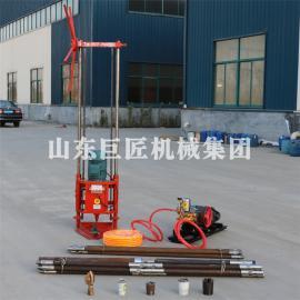 QZ-2D型三相电岩心取样钻机 轻便岩石山区路面工程地质勘探钻机