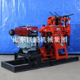 XY-100水井钻机百米岩石*快的小型打井机 钻井机