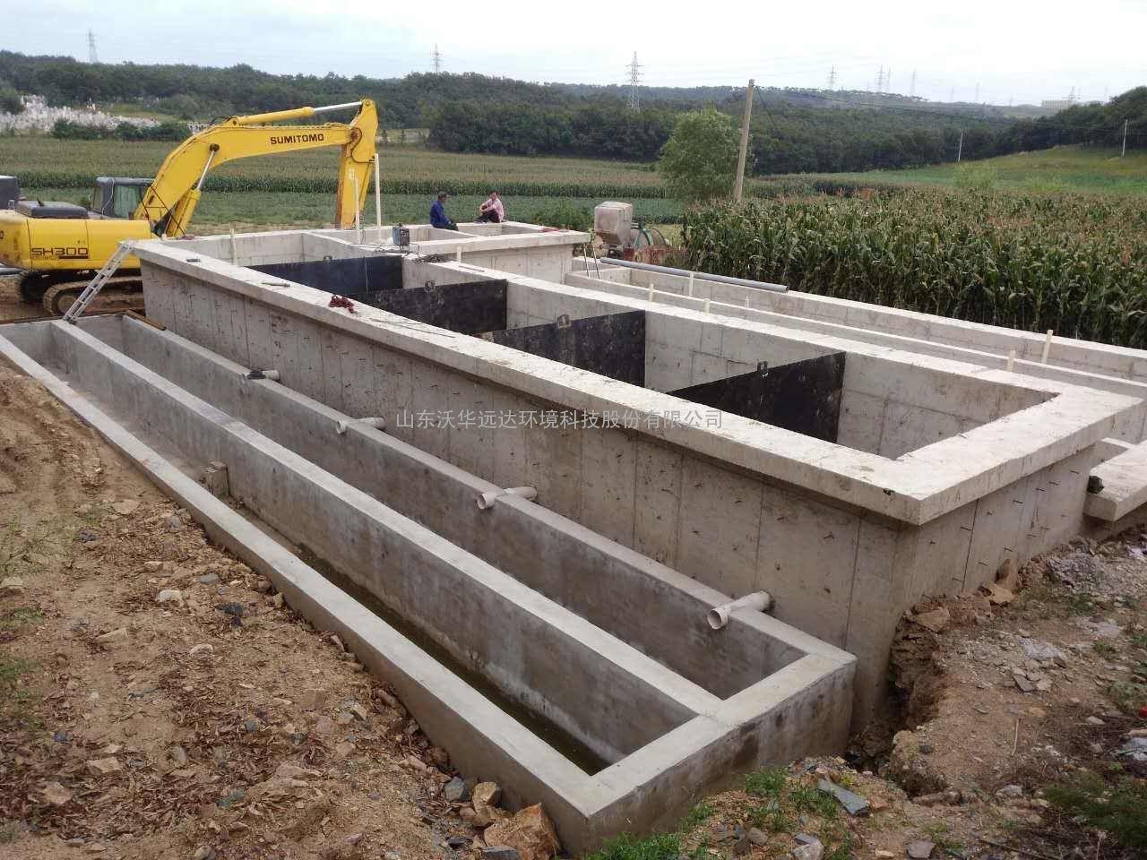大型养殖污水处理设备质量可靠