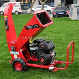 玛雅CXC-701-1E卧式碎枝机 柴油机电启动粉碎机 碎枝直径10公分