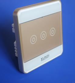 ZigBee单火线智能开关 自组网无线远程控制支持OEM/ODM