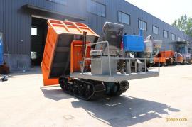 6吨履带运输车 工程用履带运输车 稻田履带运输车