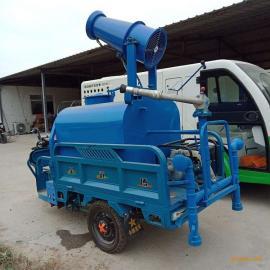 德顺ds-1102大规模厂洒插秧机 新能源机动三轮工洒插秧机带雾炮