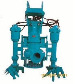 挖掘机港口排污泵 河道清除泥砂泵 液压耐磨泥沙泵