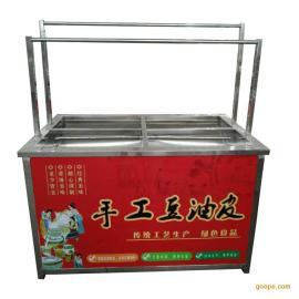 小型蒸汽圆形腐竹豆油皮机/耐腐蚀腐竹机