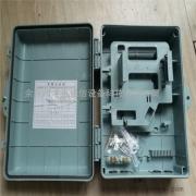 低价促销光纤分光箱 一分16分纤箱 插卡式光分路器楼道箱