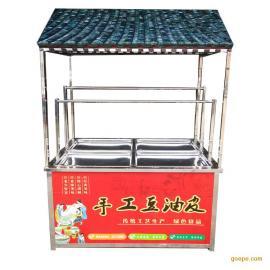 蒸汽加热腐竹豆皮机/小型酒店手工油皮机