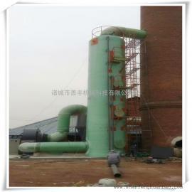 火电厂烟气处理高效脱硫塔 玻璃钢脱硫塔