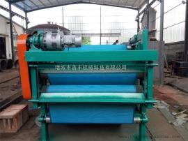 电镀污泥带式压滤机 不锈钢带式压滤机