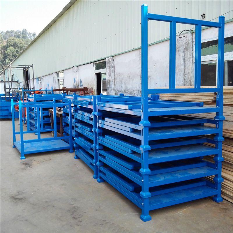 布料堆垛式货架