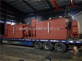 车载撬装式石油污水处理成套设备