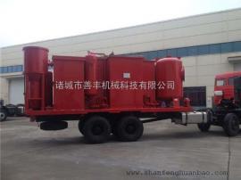 撬装式油田污水处理设备车载一体化污水处理设备