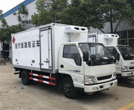 专业医疗废物转运车厂家 医疗废物垃圾运输车车型价位