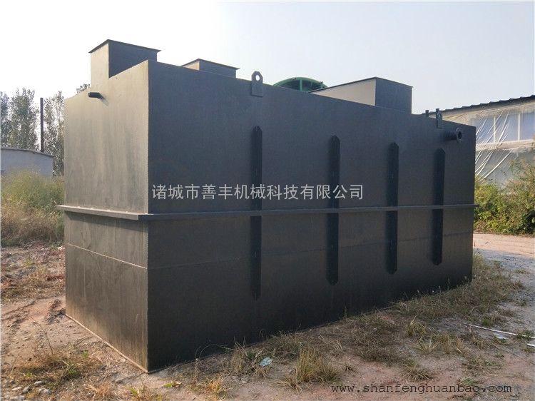 大型商场一体化污水处理设备 善丰机械