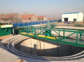 冶金污水处理中心传动刮吸泥机 高效刮吸泥机