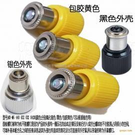 新品包胶松不脱螺钉PF11-M3-1、PF11-M4-0、PF11-M5-1黄色弹簧螺�