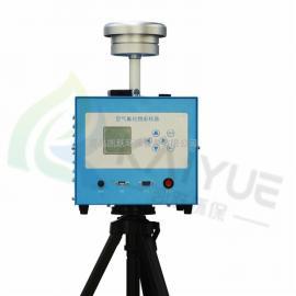 双路便携式空气氟化物采样器 16.7L/min氟化物采样设备