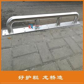 龙桥护栏专业制造 室内 车间 高质量不锈钢防撞护栏