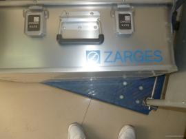 德国 ZARGES安检工具 K470 40564 K470集装箱系列型号全