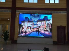 全彩LED舞台电子显示屏生产厂家一平米多少钱