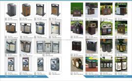 果壳垃圾桶-广告果皮箱制品厂-环卫垃圾桶设施公司