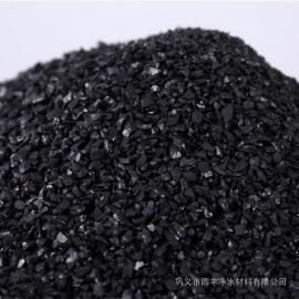 厂家直销高碳无烟煤滤料 1-2规格高效过滤