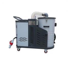 移动式脉冲工业吸尘器 上下分离桶脉冲吸尘器