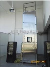垂直安装的成束电线电缆燃烧试验机 GB/T18380