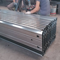 一电厂电除尘器配件阳极板部分更换施工工艺与验收规范