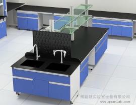 水性涂料实验室,油性涂料实验室,实验室排风系统,实验室台柜