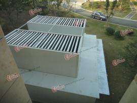 空调热泵机组噪声治理系统解决方案   综合噪声治理方案