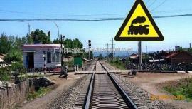 铁路路口监控预警系统,智能分析摄像头