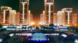 充气膜工程,冰雪气膜馆造价,首选中国气膜品牌开创者博德维