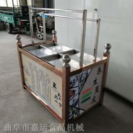 腐竹油皮机 手工豆皮机