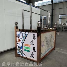 豆油皮机 饭店手工油皮机