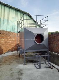 干式活性炭废气净化箱