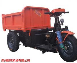 新一代电动翻斗自卸车栽重能力强