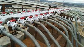 赣县管道安装 废气处理污水处理管道安装