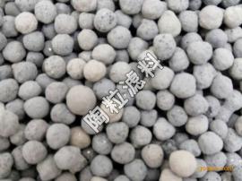 生物挂膜陶粒滤料5-8MM曝气生物滤池陶粒