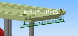自行式铁路桥梁检查小车