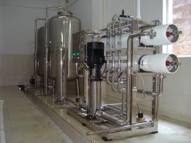 仟净一级反渗透去离子水设备水性涂料电镀行业纯水设备环保