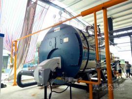 10吨燃气锅炉,10吨蒸汽锅炉报价
