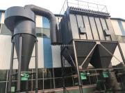 天茂电炉布袋除尘器解决铸造厂污染