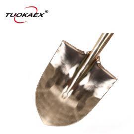 防爆尖锨 铍青铜铝青铜材质 无火花工具