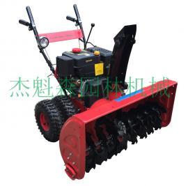 捍绿L1152XD-E(15HP)手推式抛雪机 燃油清雪机电启动1米扬雪机