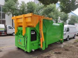 12方移动式压缩垃圾箱 东风12方移动式垃圾箱现车优惠