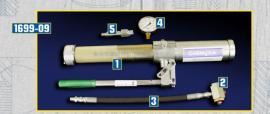 CHEMOLA Delta注脂枪1602-09