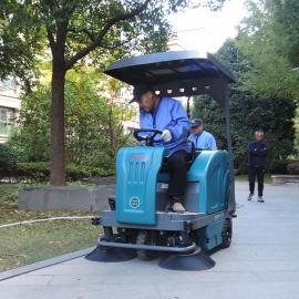 驾驶式扫地车工厂车间物业小区用电动清扫车市路政环卫扫地机
